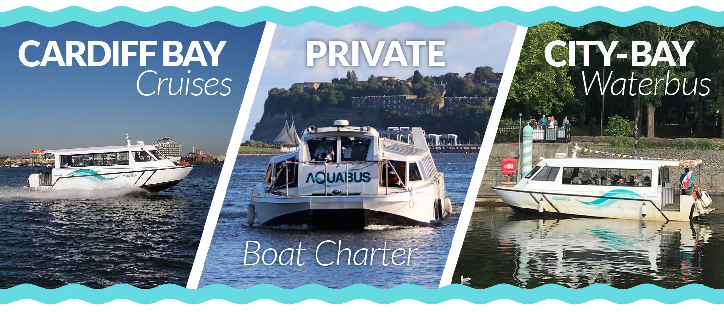 Cardiff Bay cruises and boat charter